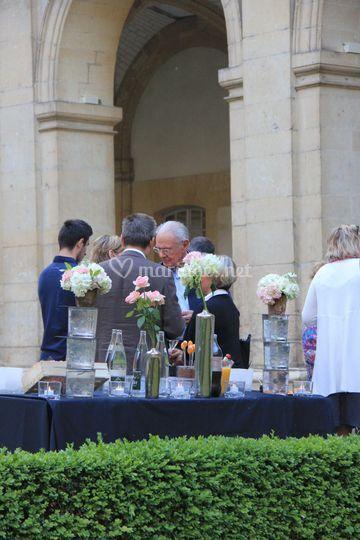 Cocktail Musée Saint Remi