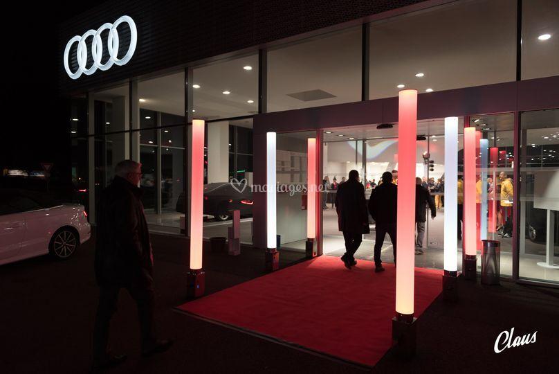 Terminal Audi