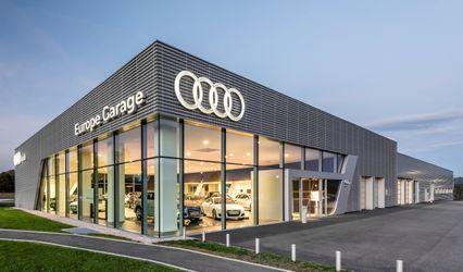Audi Rent Europe Garage