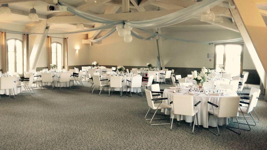 Salle Garriga de mariage