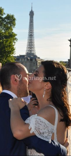 Mariage grec Paris