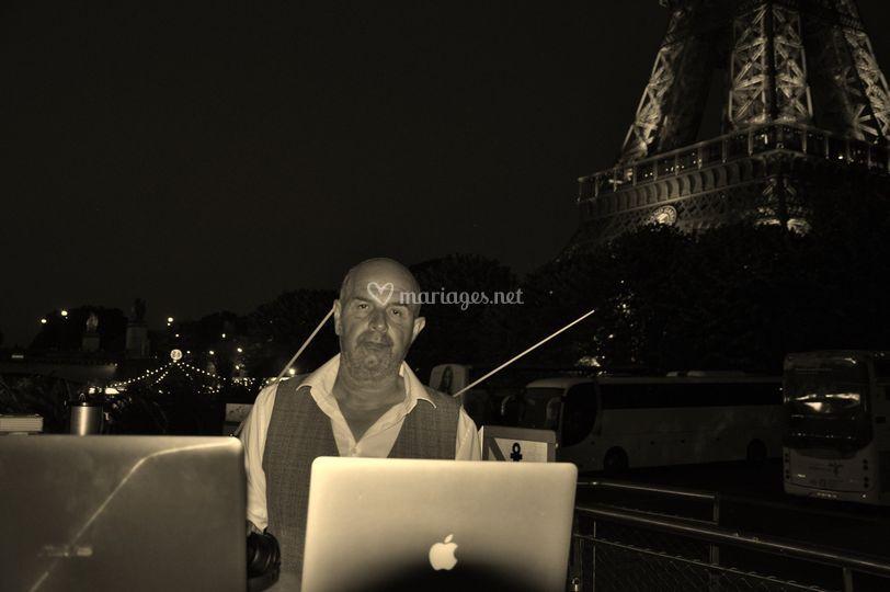 Bâteau Paris