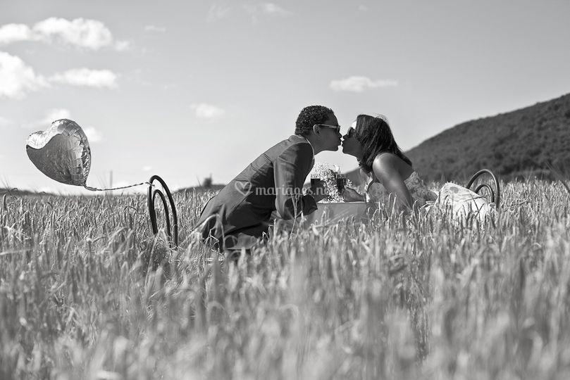 Tendre baiser