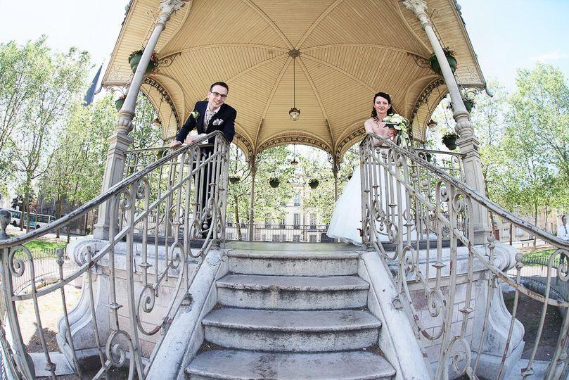 Mariage - Kiosque