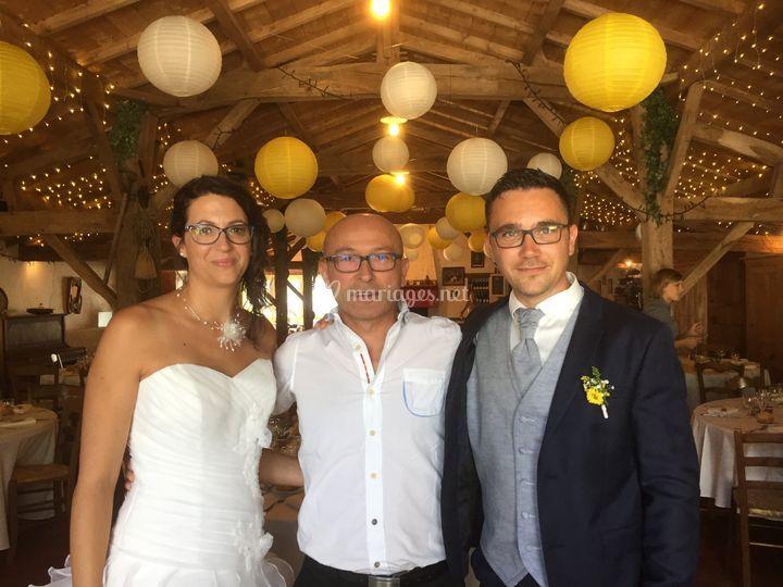 Mariage de Vincent & Elodie