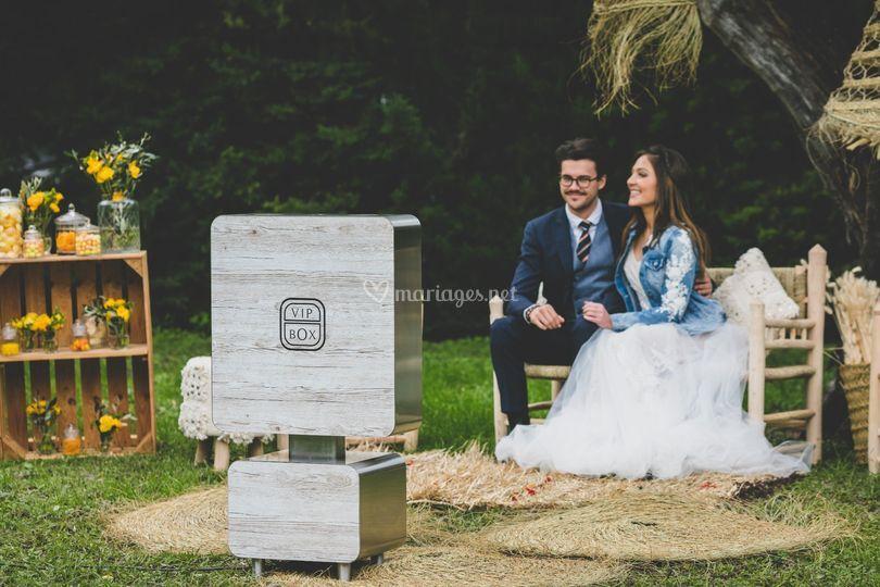 Vip Box - Photobooth