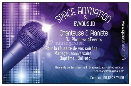 Space Animation & Evadusud