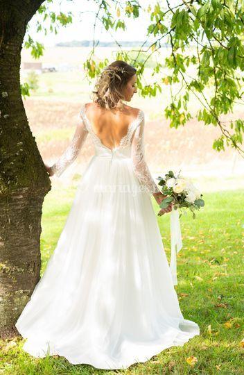 Robe de marie Lorraine