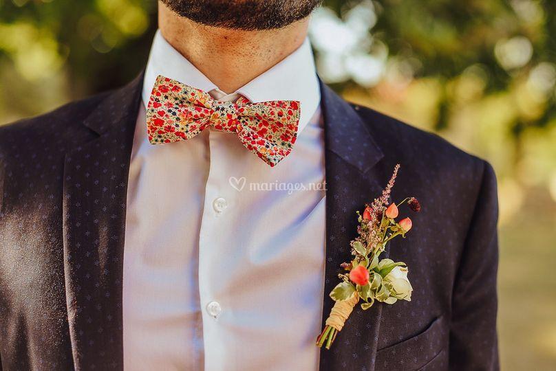 Costume du marié