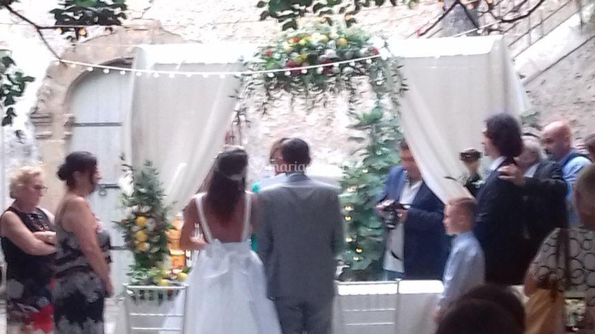 Mariage en Sicile
