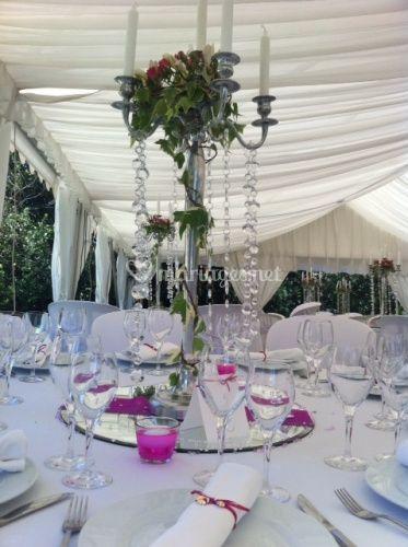 Eden mariage for Table exterieur orientale