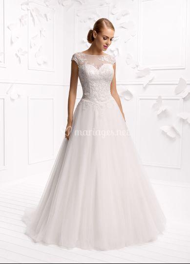 Robe de mariée dh mariage