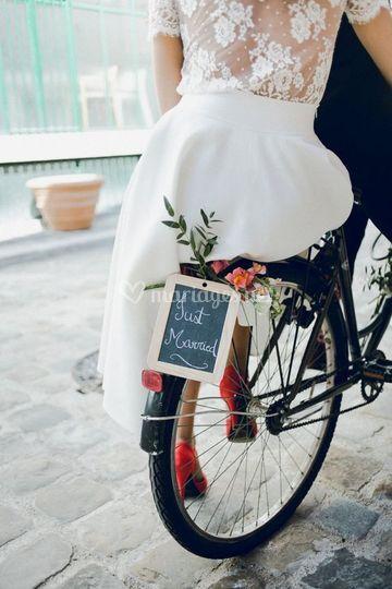 Transport marié