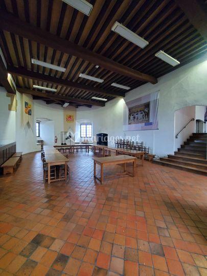 Salle des Ducs de Bouillon