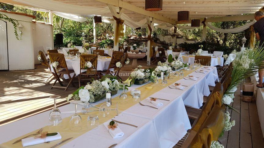 Mariage à la Festa