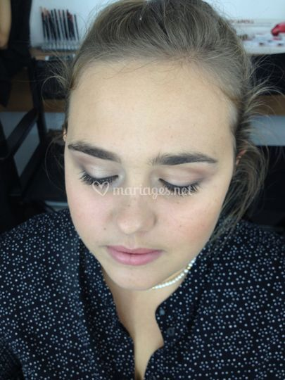 Make up mariée