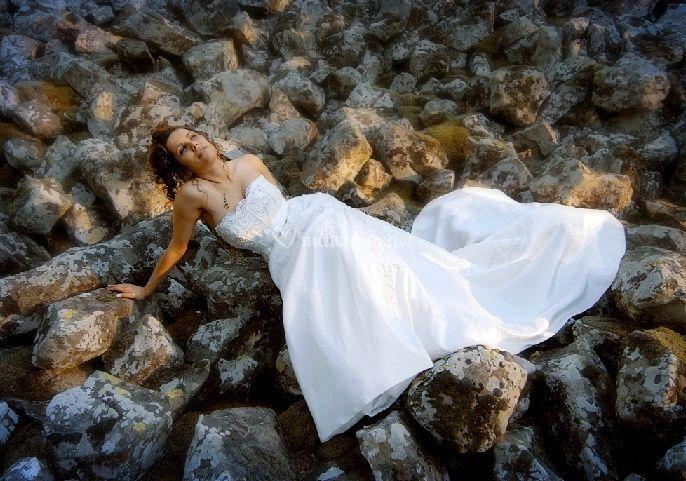 Didier Cambon© sur les rochers