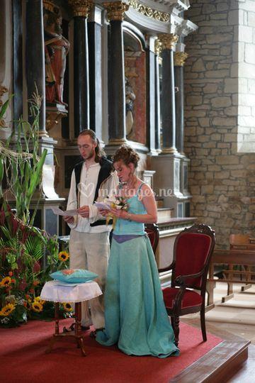 Un mariage breton