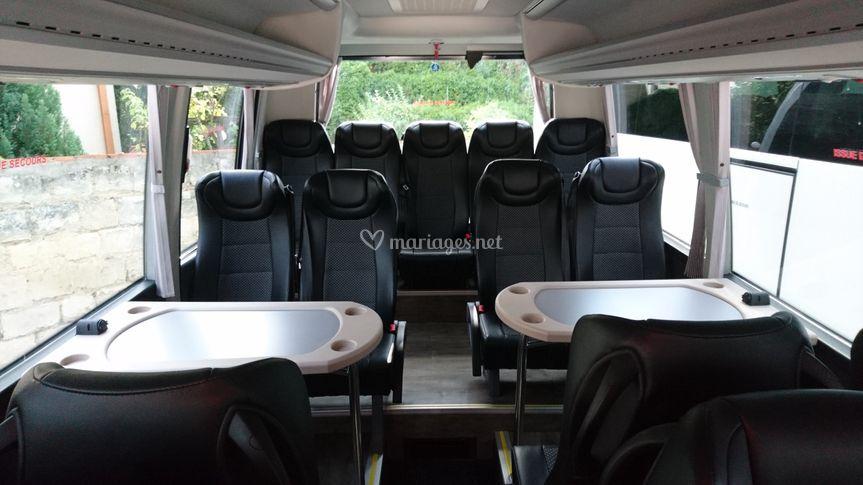 Salon Minibus