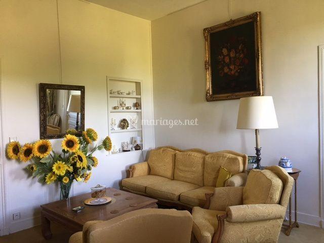 Salon Louis XV de la suite