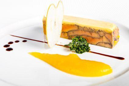 Entrée - Opéra de foie gras