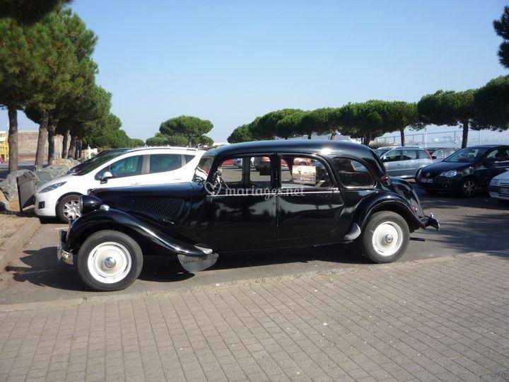 Traction limousine