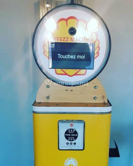 La Cheezz Machine