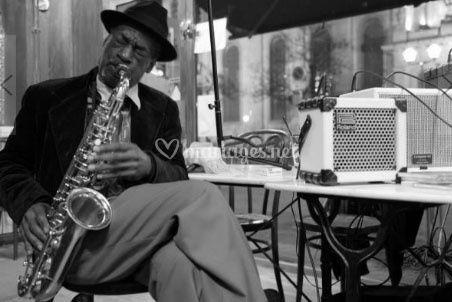 Jazz en noir et blanc