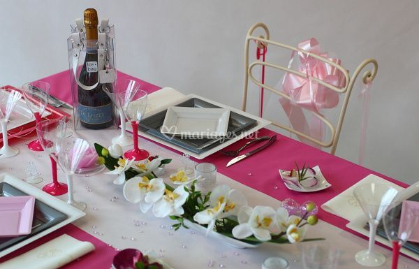 Tout l'univers de la décoration de table