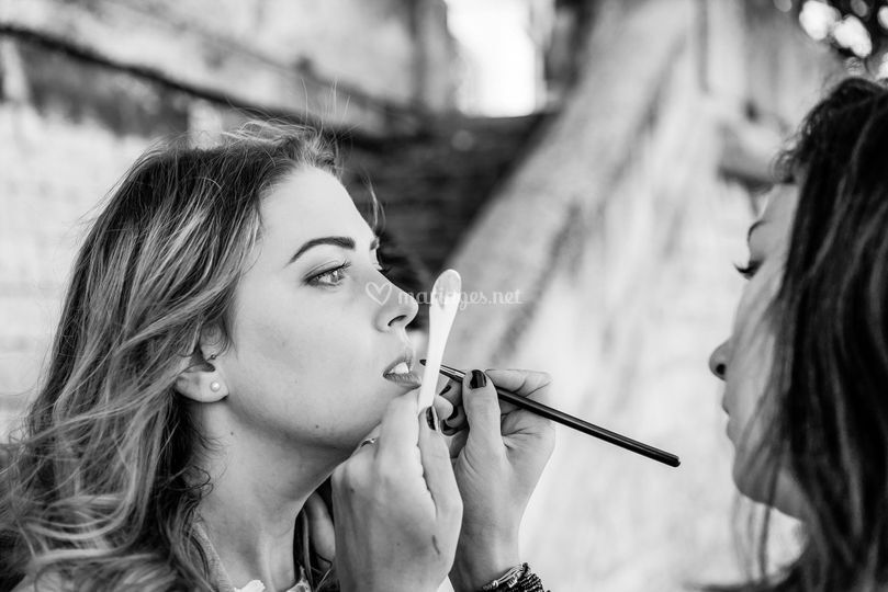 Retouche Maquillage