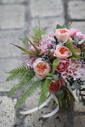 Bouquet mariée 15