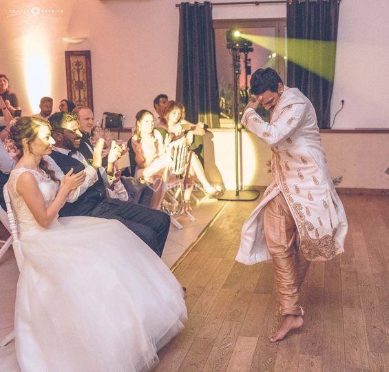 Prestation Mariage Bollywood