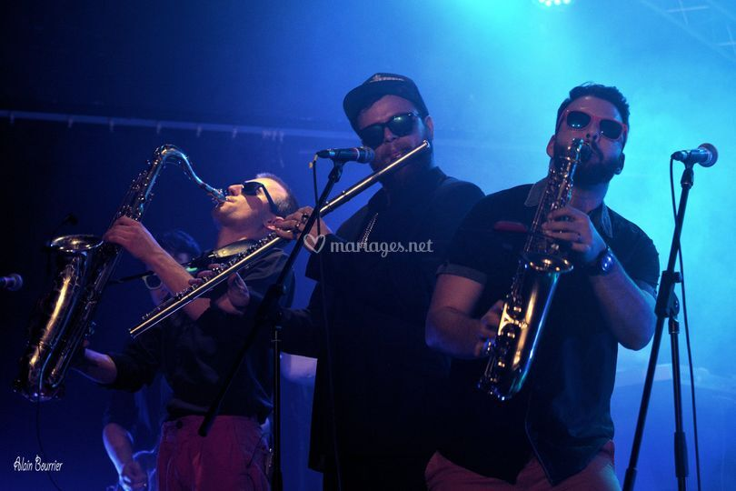 Saxs and flute