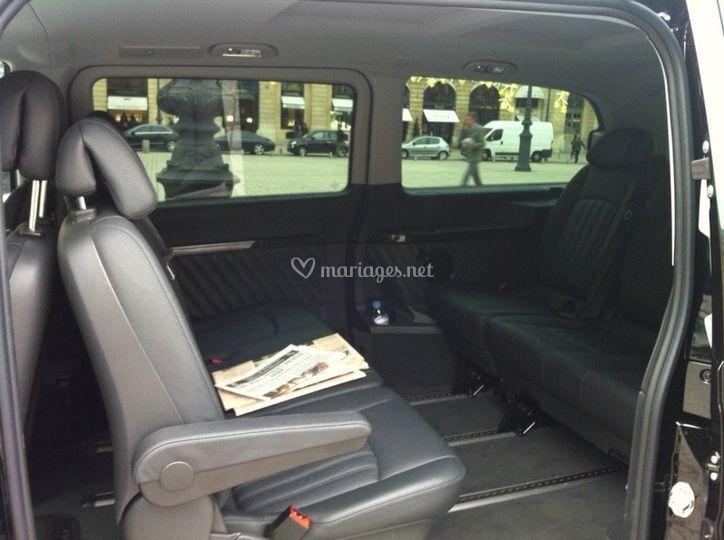 Mercedes Viano - 7 passagers