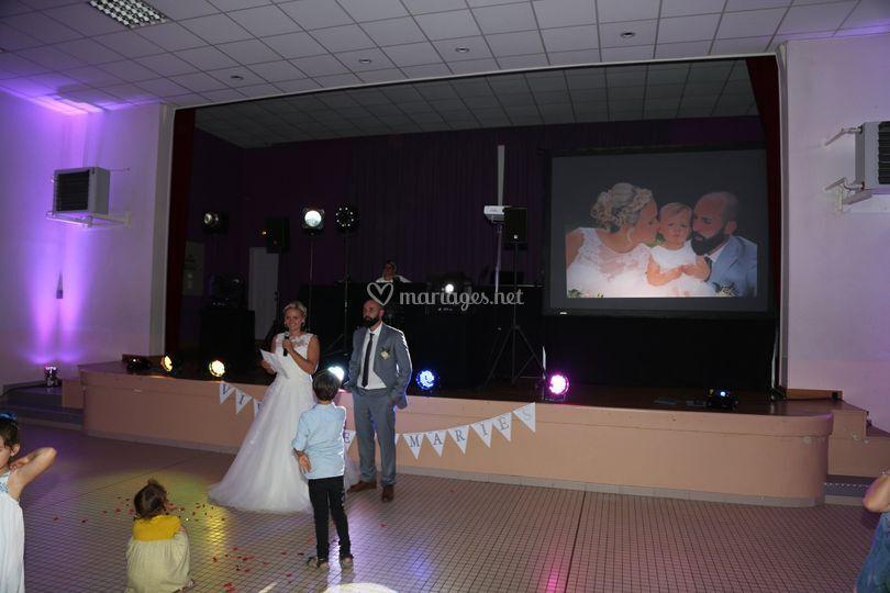 Le clone des mariés