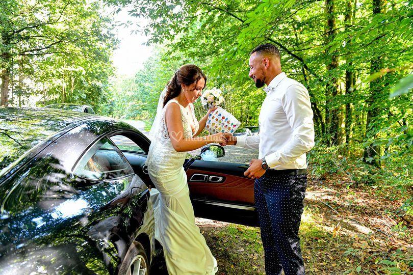 Mariés au Manoir