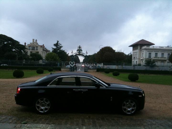 Rolls royce ghost noire