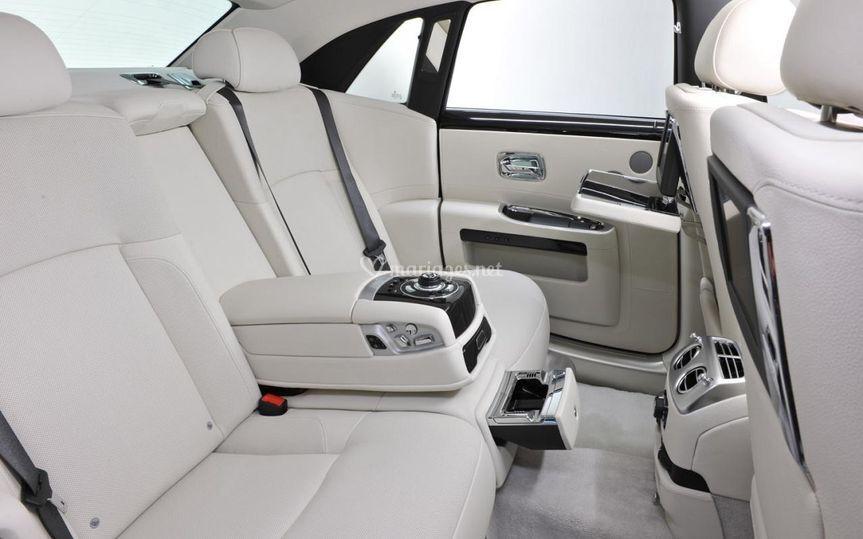 Rolls Royce Ghost Interieur