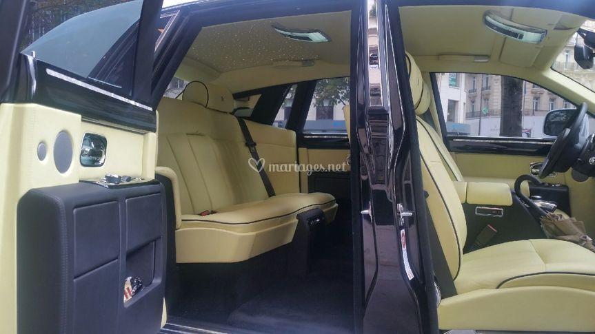 Rolls Royce Phantom BL int.