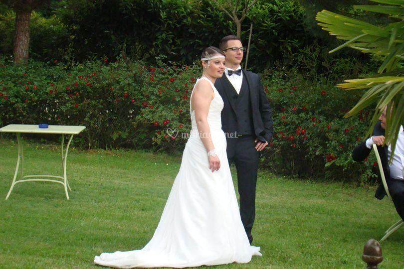 Mariage charleston