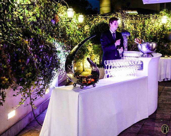 La Terrasse, Cocktail