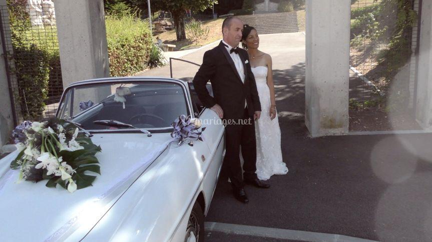 Mariage Annie & Patrick