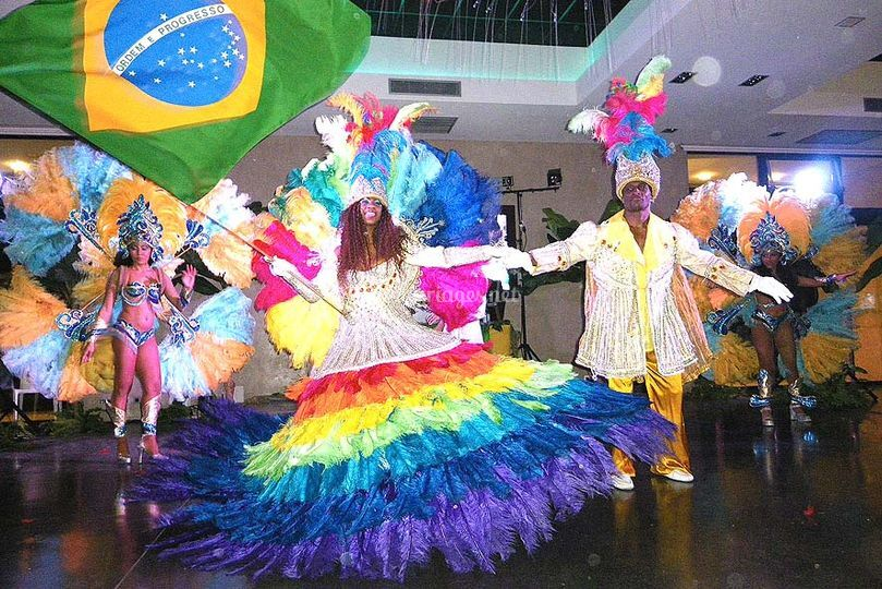 Final Carnaval de Rio