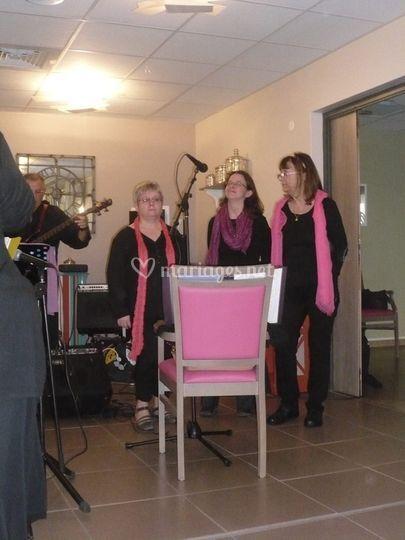 Concert maison de retraite