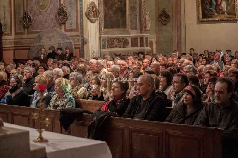 Concert église Ouveillan