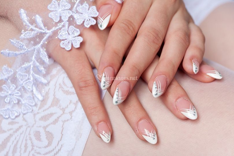 French extension d'ongle