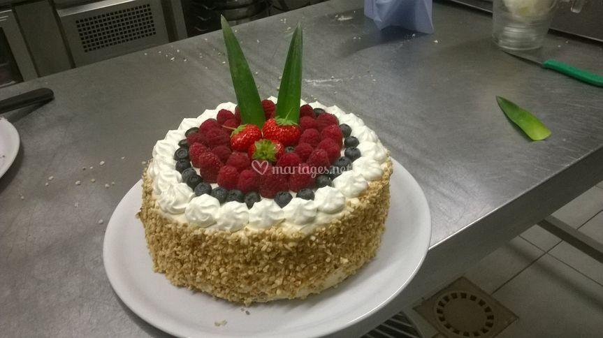 Les gâteaux maison