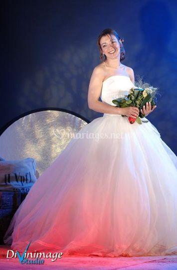 La mariée éclairages