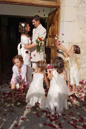 Thierry Robin - A la sortie de l'église