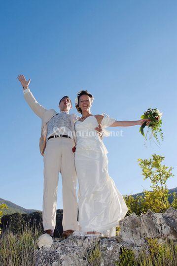 Thierry Robin - Les mariés